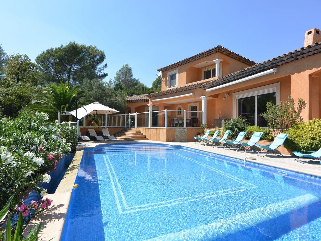 location maison trans en provence