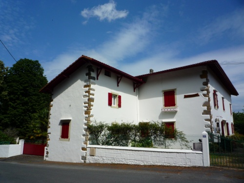 location maison ustaritz