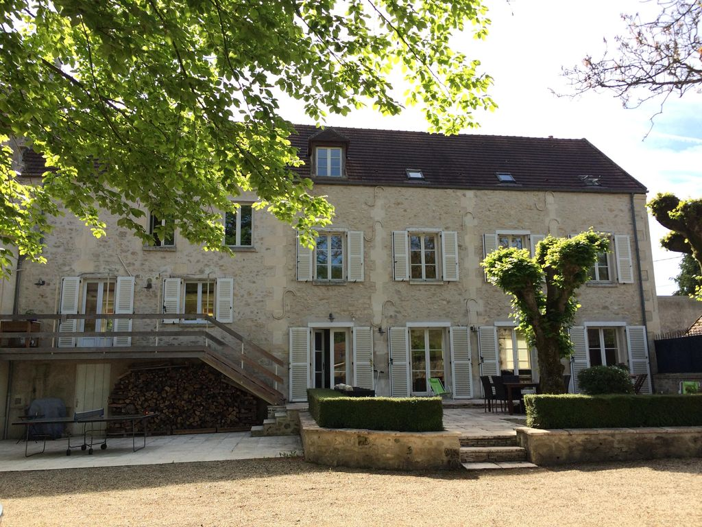 location maison week end oise