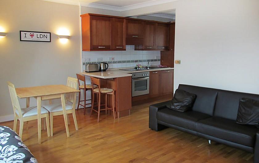 location appartement 7 personnes londres