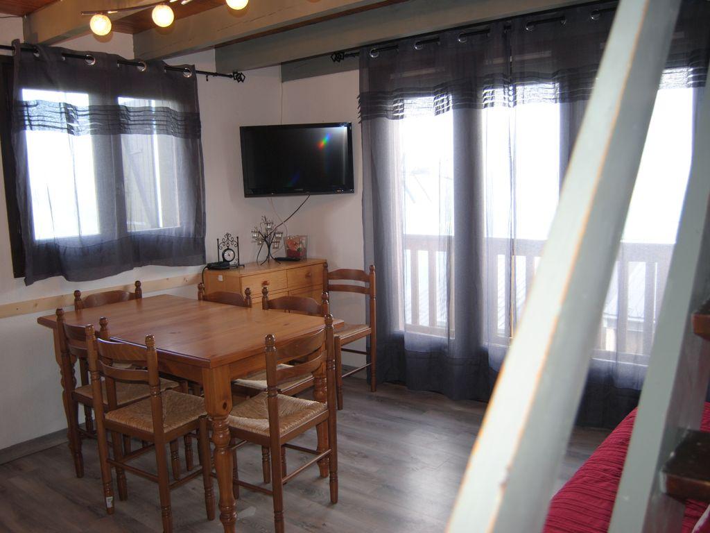 location appartement 8 personnes saint lary pla d'adet