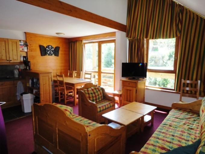 location appartement 8 personnes valloire