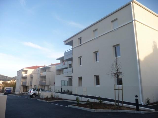 location appartement allauch
