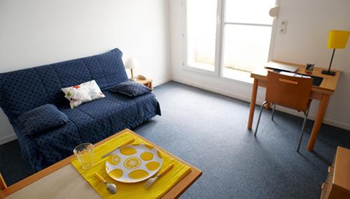 location appartement etudiant la rochelle