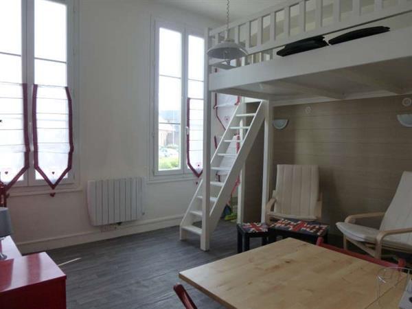 location appartement honfleur