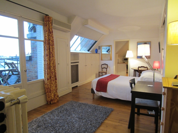 location appartement hotel