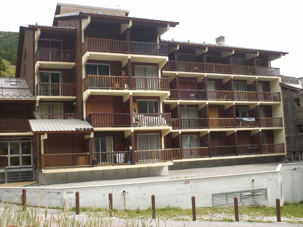 location appartement la foux d'allos