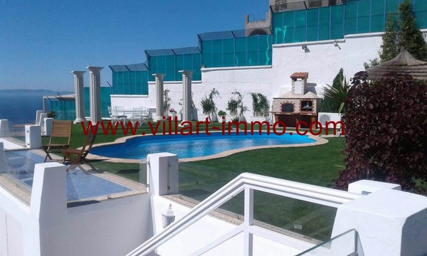 location appartement m'nar park tanger