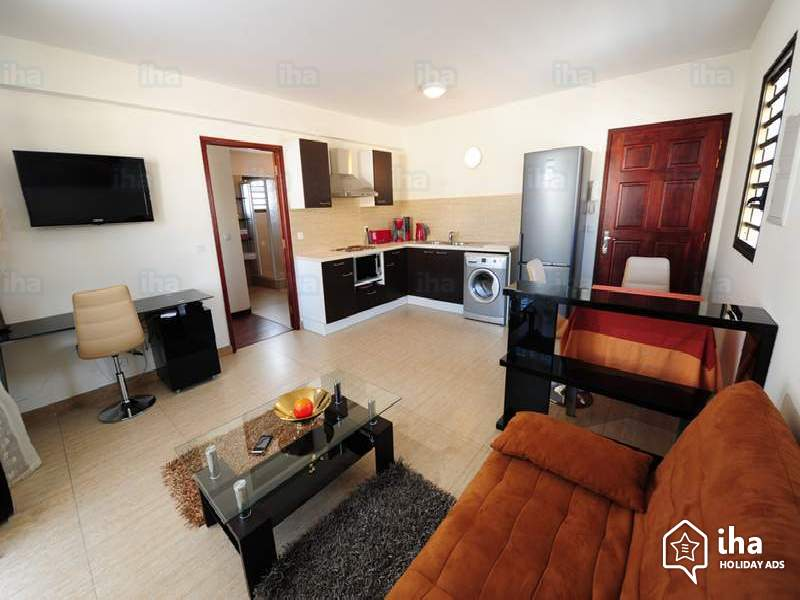 location appartement noumea