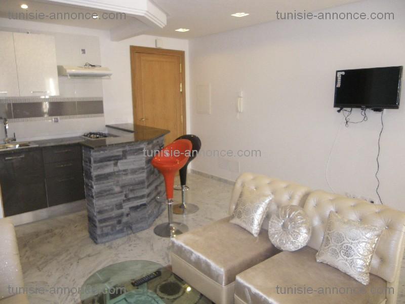 location appartement s+1 sousse