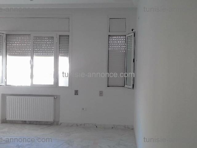 location appartement s+2 ain zaghouan