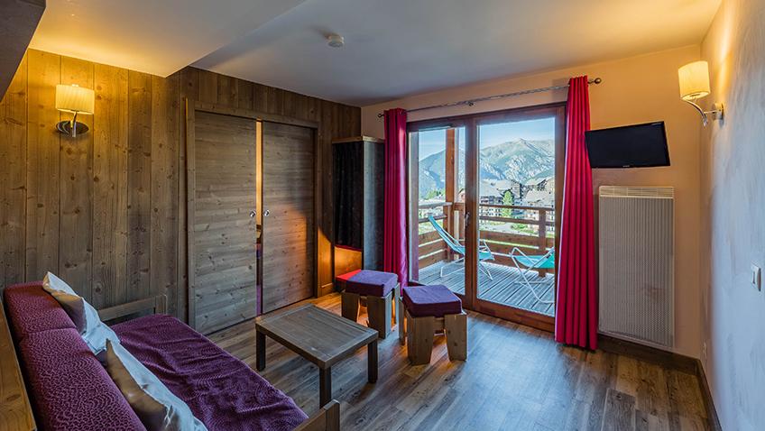 location appartement ski risoul