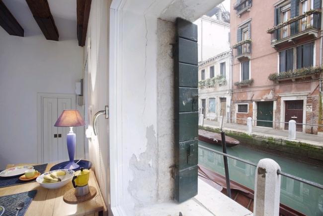 location appartement venise