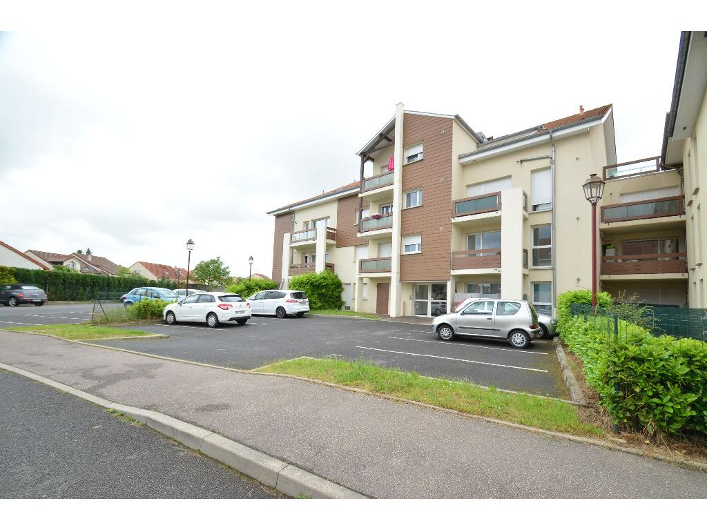 location appartement woippy