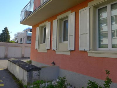 location appartement yverdon