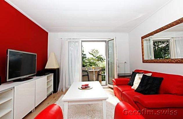 location appartement zug