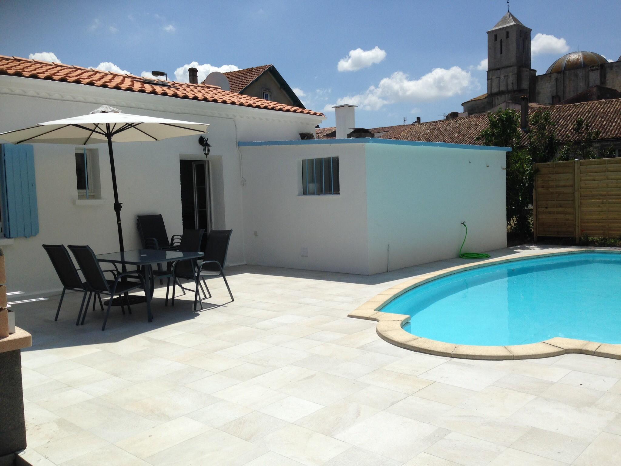 location maison 2 personnes avec piscine privee