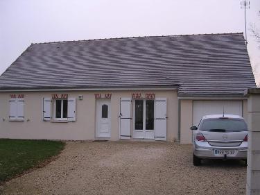location maison 37