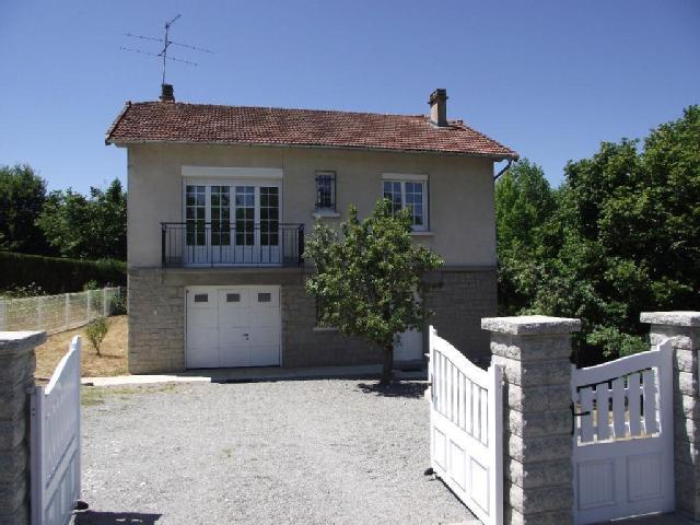 location maison 87