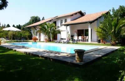 location maison biarritz