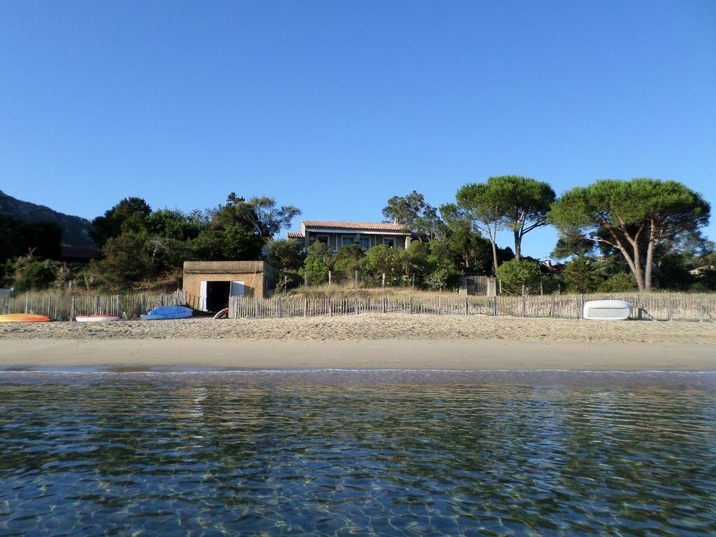 location maison bord de mer