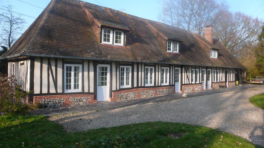 location maison haute normandie