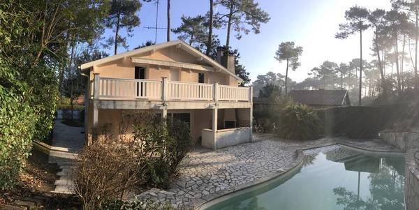 location maison hossegor