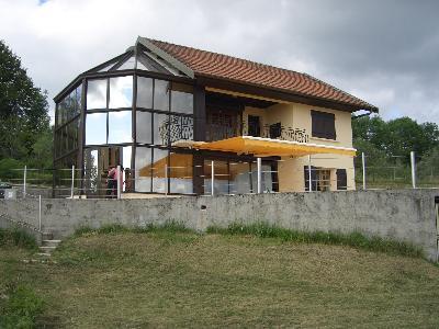 location maison jura