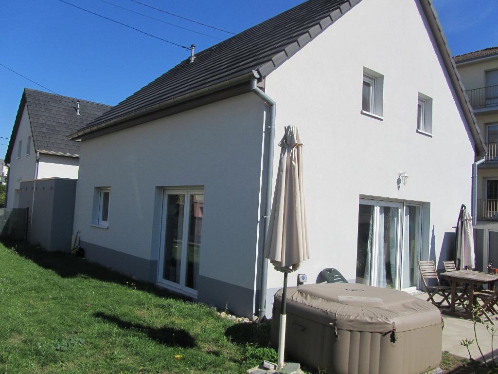 location maison kingersheim