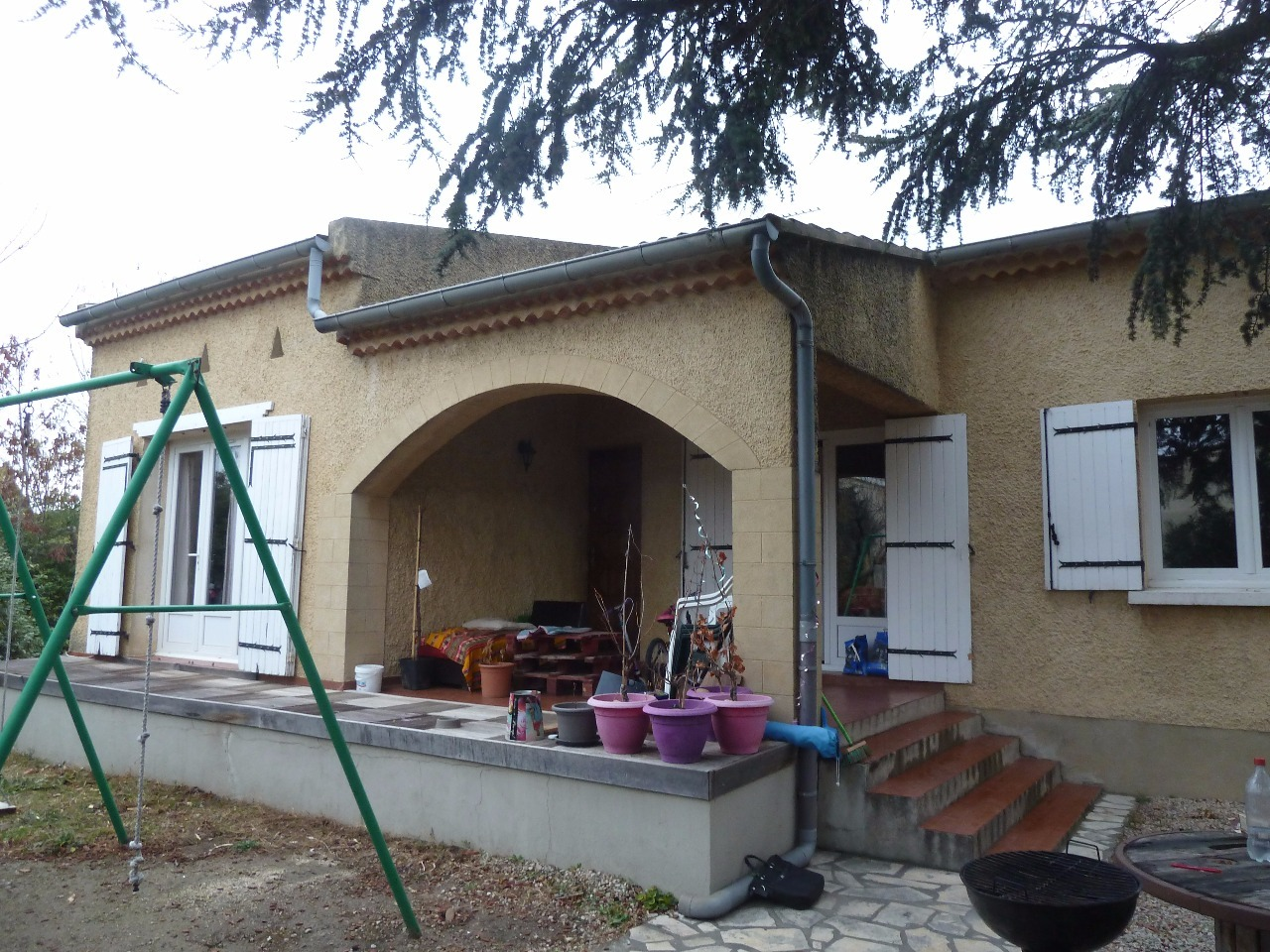 location maison orange 84100