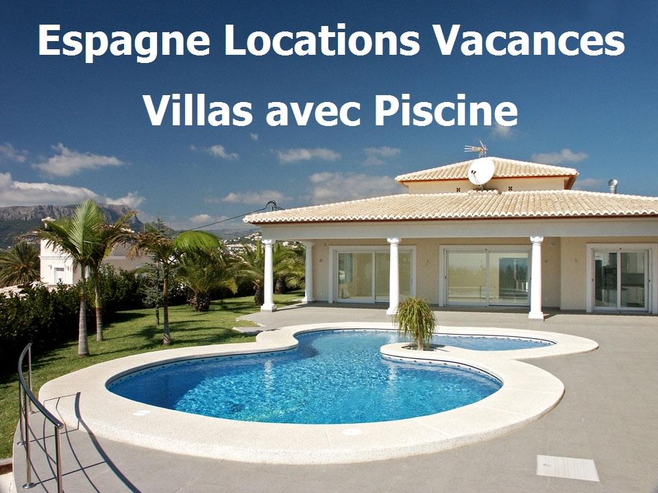 Location maison piscine espagne Location villa en corse avec piscine